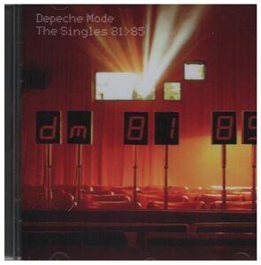 Depeche Mode - The Singles 81 - 85
