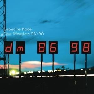 Depeche Mode - The Singles 86 - 98