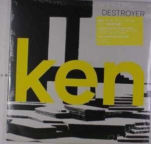 """The Destroyer - Ken -Lp+7""""/Coloured-"""
