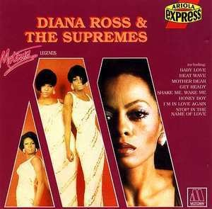 Diana Ross & the Supremes - Motown Legends