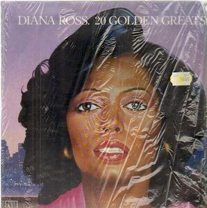 Diana Ross - 20 Golden Greats