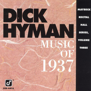 Dick Hyman - Music Of 1937