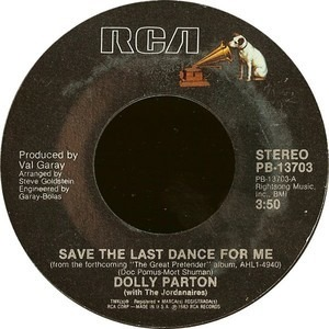 Dolly Parton - Save The Last Dance For Me / Elusive Butterfly
