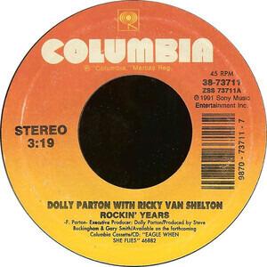 Dolly Parton - Rockin' Years