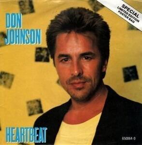 Don Johnson - Heart Beat