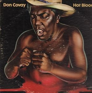 Don Covay - Hot Blood
