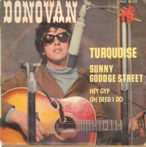 Donovan - Turquoise