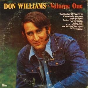Don Williams - Volume One