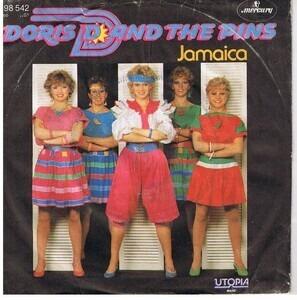 Doris D And The Pins - Jamaica / Pins