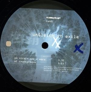Double X - UNGLEICH IN EXILE