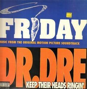 Dr. Dre - Keep Their Heads Ringin' / Take A Hit