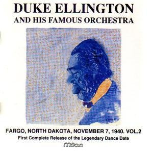 Duke Ellington - Farg, North Dakota, November 1, 1940.Vol.2