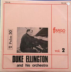 Duke Ellington - Fargo 7th Nov., 1940 - Vol. 2