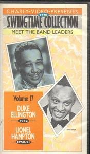 Duke Ellington - Swingtime Collection - Meet The Band Leaders - Volume 17
