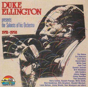 Duke Ellington - Presents The Soloists Of His Orchestra 1951-1958