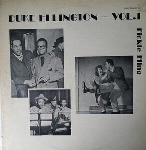 Duke Ellington - Vol.1 Fickle Fling