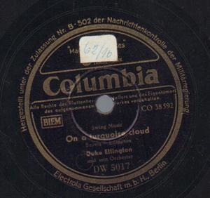 Duke Ellington - On A Turquoise Cloud / Golden Cross
