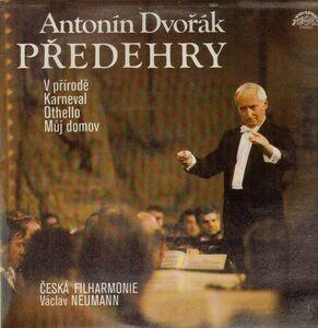 Antonin Dvorák - Predehry (Neumann)