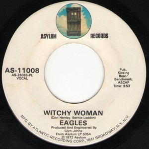 The Eagles - Witchy Woman