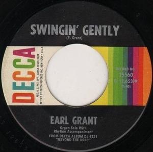 Earl Grant - Swingin' Gently / Beyong The Reef