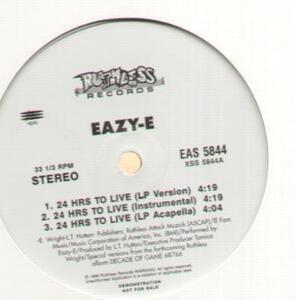 Eazy-E - 24 Hours To Live