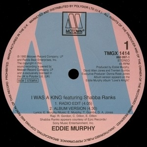 Eddie Murphy - I Was A King