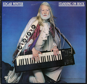 Edgar Winter - Standing on Rock