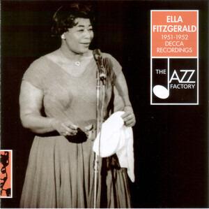 Ella Fitzgerald - 1951-1952 DECCA Recordings