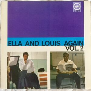 Ella Fitzgerald - Ella And Louis Again Volume 2