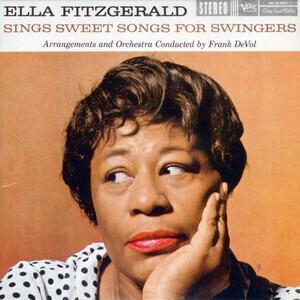 Ella Fitzgerald - Ella Fitzgerald Sings Sweet Songs For Swingers