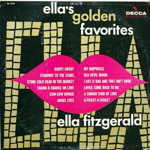 Ella Fitzgerald - Ella's Golden Favorites
