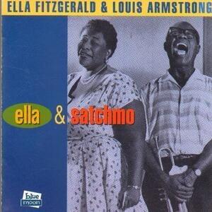 Ella Fitzgerald - Ella & Satchmo