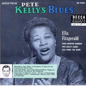 Ella Fitzgerald - Songs From Pete Kelly's Blues