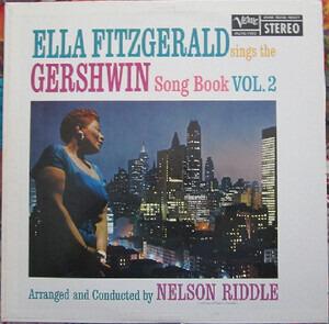 Ella Fitzgerald - Ella Fitzgerald Sings The Gershwin Song Book Vol. 2