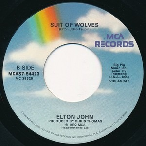 Elton John - The One
