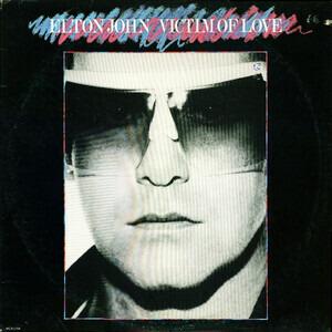 Elton John - Victim of Love