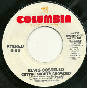 Elvis Costello - Gettin' Mighty Crowded
