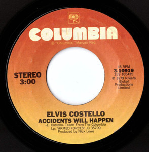 Elvis Costello - Accidents Will Happen