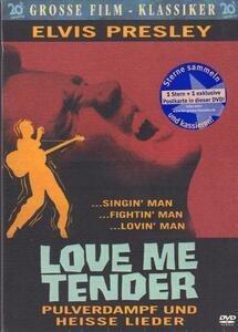 Elvis Presley - Love Me Tender - Pulverdampf Und Heisse Lieder