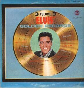 Elvis Presley - Elvis' Golden Records Volume 3