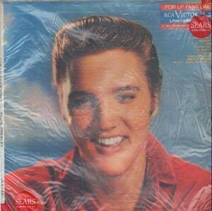 Elvis Presley - For LP Fans Only