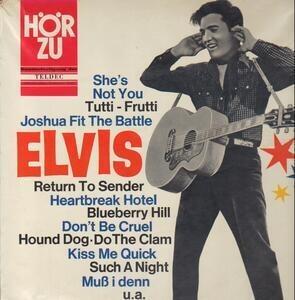 Elvis Presley - Golden Boy