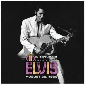 Elvis Presley - Live at the International Hotel,Las Vegas,NV Aug