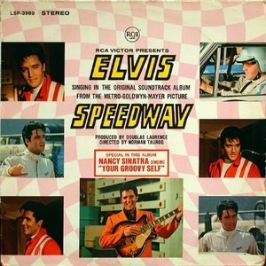 Elvis Presley - Speedway