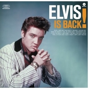 Elvis Presley - Elvis Is Back!