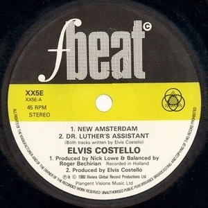 Elvis Costello - New Amsterdam