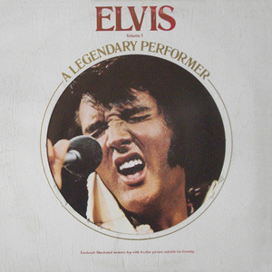 Elvis Presley - A Legendary Performer - Volume 1