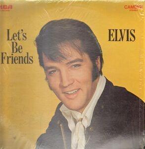 Elvis Presley - Let's Be Friends