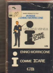Ennio Morricone - I... Comme Icare (Bande Originale Du Film)