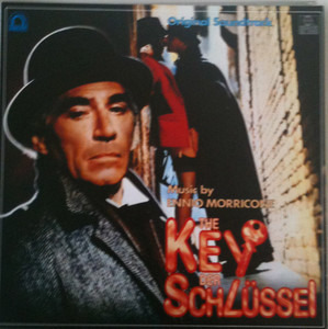 Ennio Morricone - The Key - Der Schlüssel (Original Soundtrack)